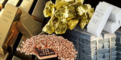 Precious & Non-ferrous metals